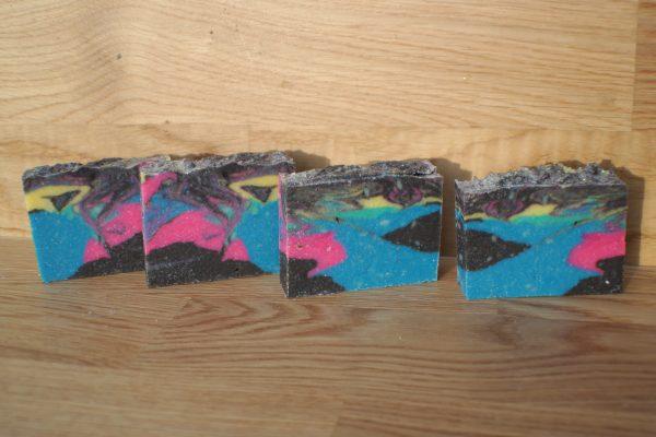 Mango Fragranced Galaxy Soap
